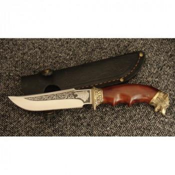 Нож Волк